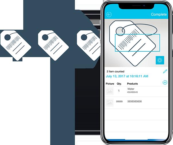 retail scanner app