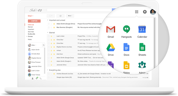 gsuite gmail