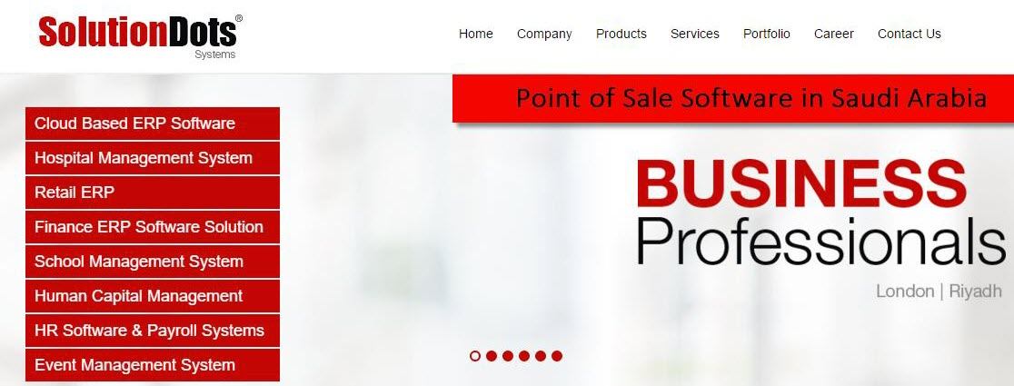 Point of sale software Saudi Arabia image