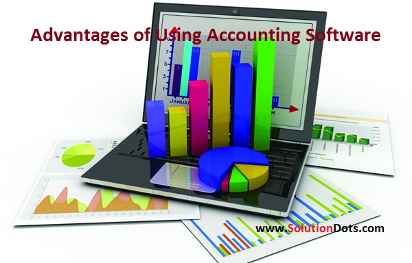 Advantages of accounting software image