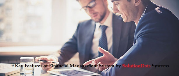 9 Key Features of Financial Management System by SolutionDots Systems