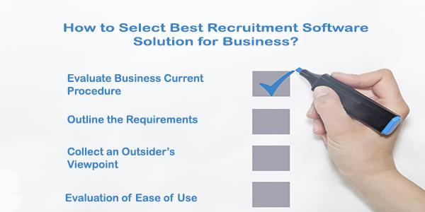 Recruitment Software Solution