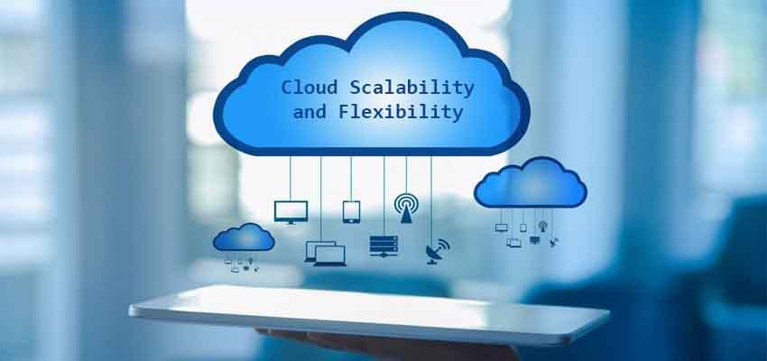 Cloud Scalability and Flexibility
