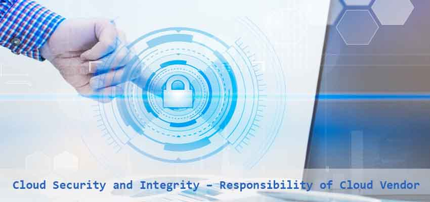 Cloud Security and Integrity