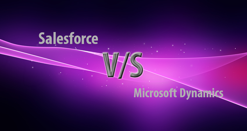 Salesforce and Microsoft Dynamics