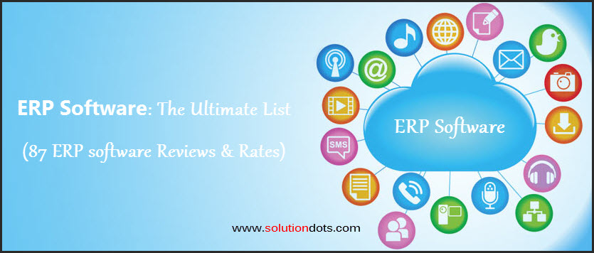ERP Software: The Ultimate List (87 ERP software Reviews & Rates)ERP Software: The Ultimate List (87 ERP software Reviews & Rates) image