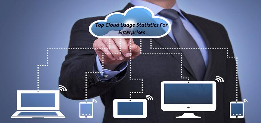 Cloud Usage Statistics For Enterprises