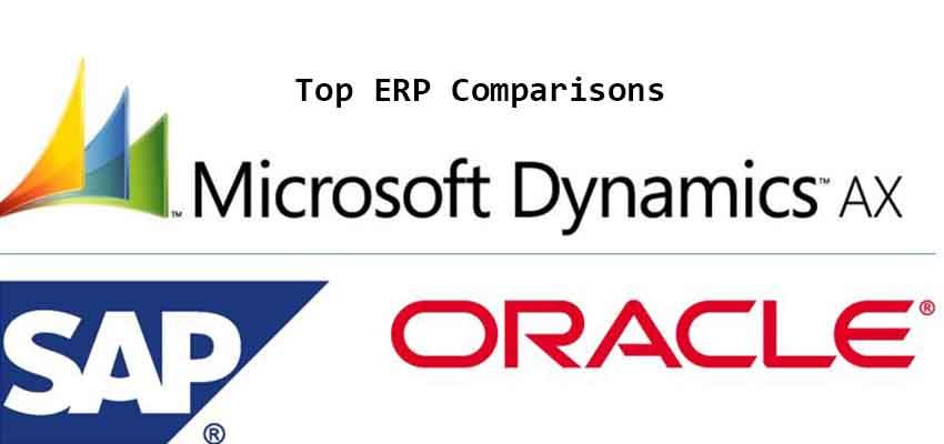 Top ERP Comparisons