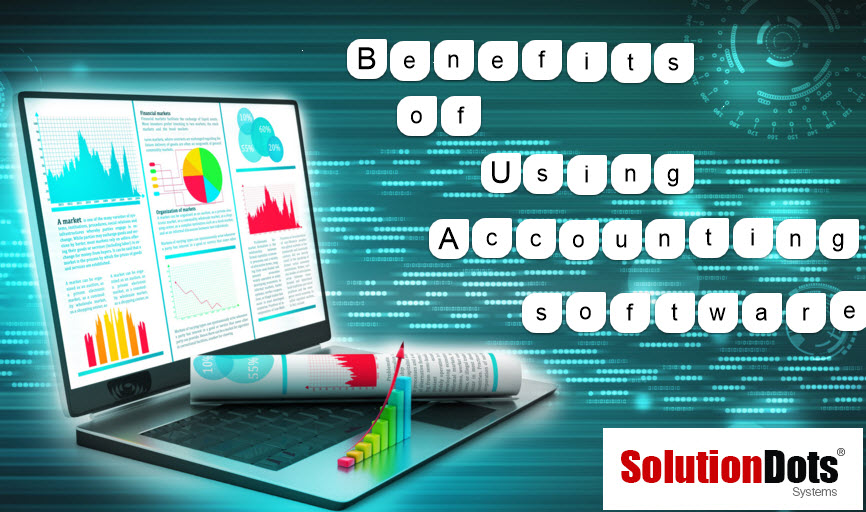 Benefits of Using Accounting Software Image