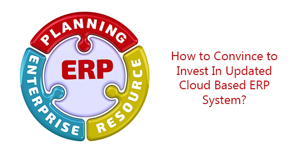 Cloud Based ERP System