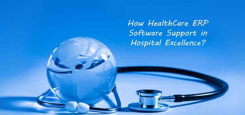 HealthCare ERP Software