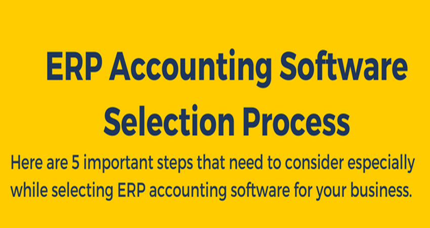 ERP Accounting Software Selection