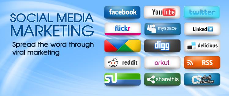 Social Media banner -