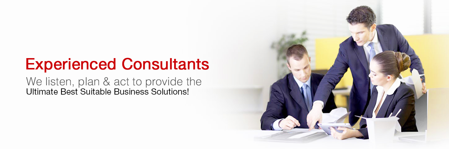 Consultancy Services Banner