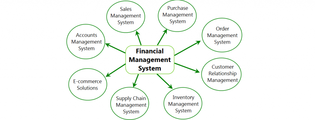 Attributes of Financial Management ERP System - SolutionDots