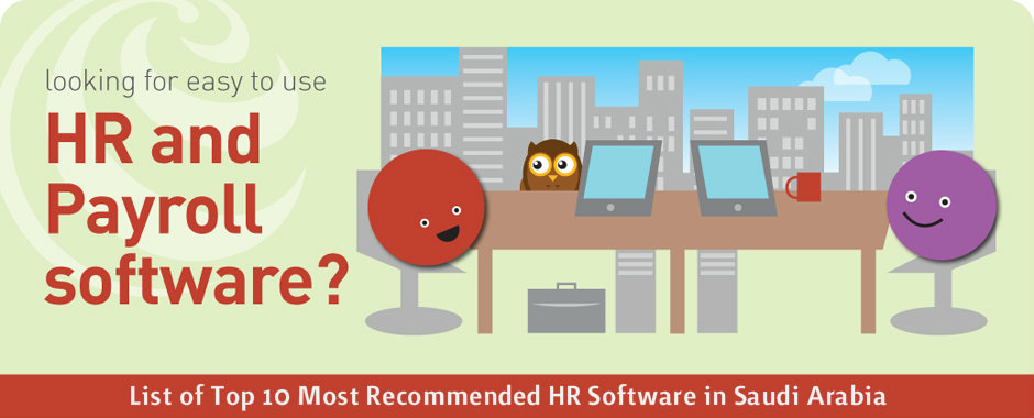 HR Software in Saudi Arabia