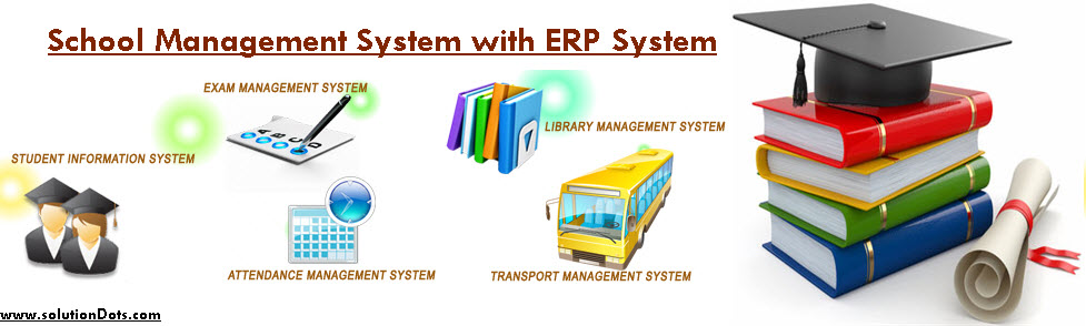 School Management System Integrated With Erp