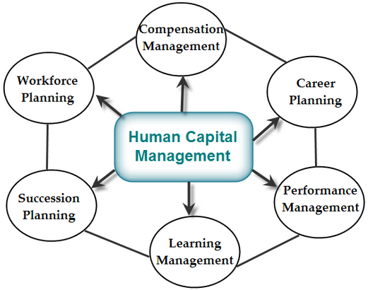 Human Capital Management System Module