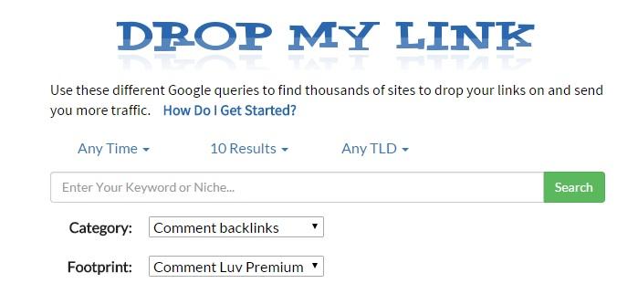 Drop mylink 2