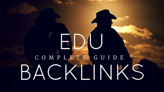 how to build edu backlinks