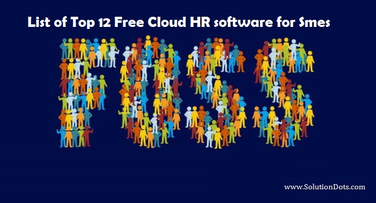 Top 12 Free Cloud HR software