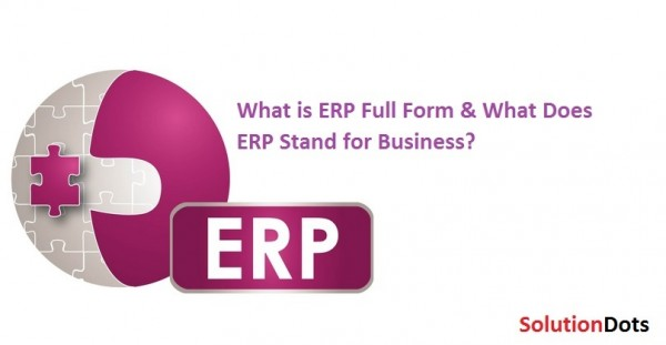 What is ERP Full Form