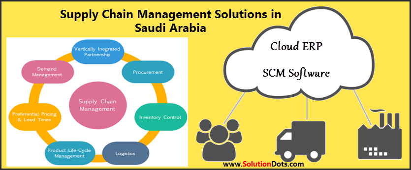 Supply Chain Management Solutions in Saudi Arabia image