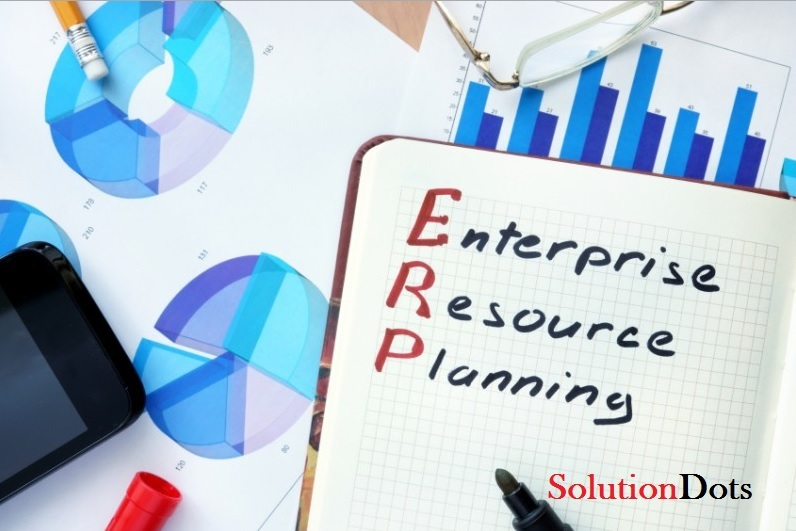 Choosing one or another ERP solution image