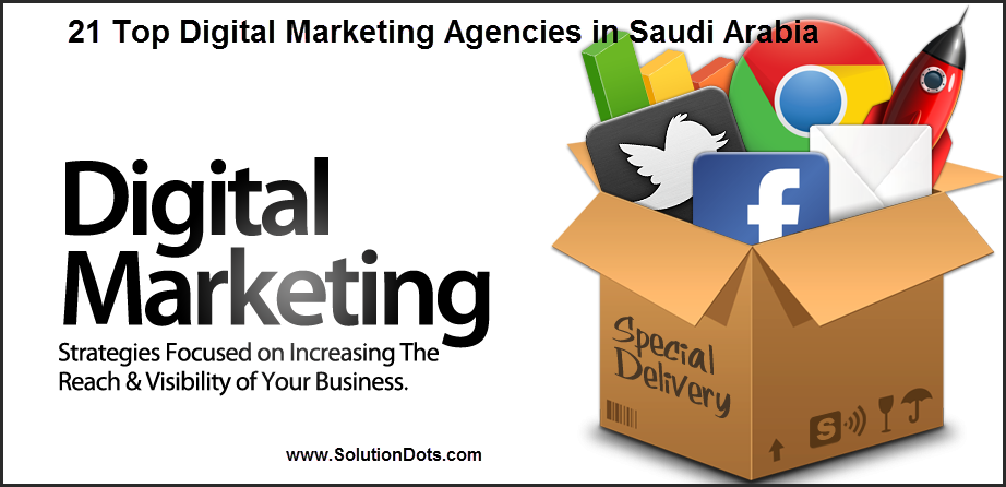 Digital Marketing Agencies in Saudi Arabia image