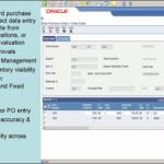 JD Edwards EnterpriseOne Software