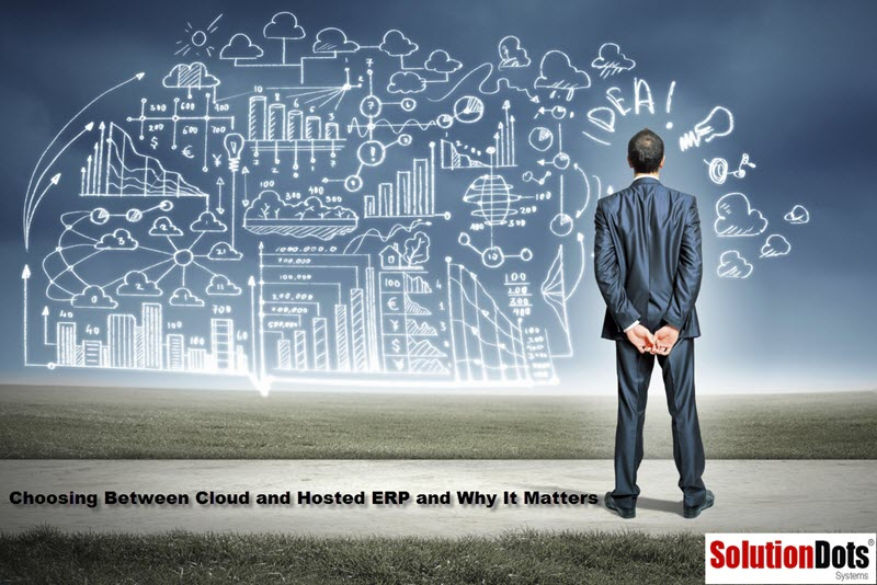 Choosing Between Cloud and Hosted ERP and Why It Matters image