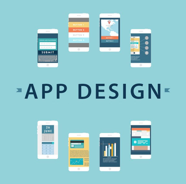 design a android app