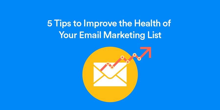 5 email marketing tips