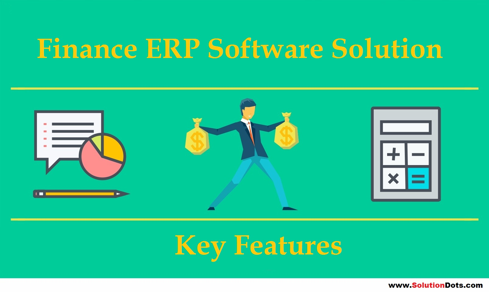 Finance ERP Software Solution and Key Features