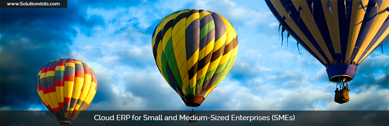 Why Cloud ERP for Small and Medium-Sized Enterprises SMEs