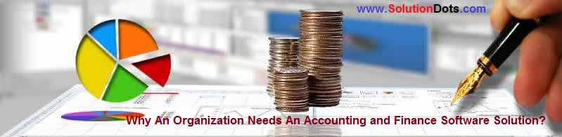 Accounting and Finance Software Solution