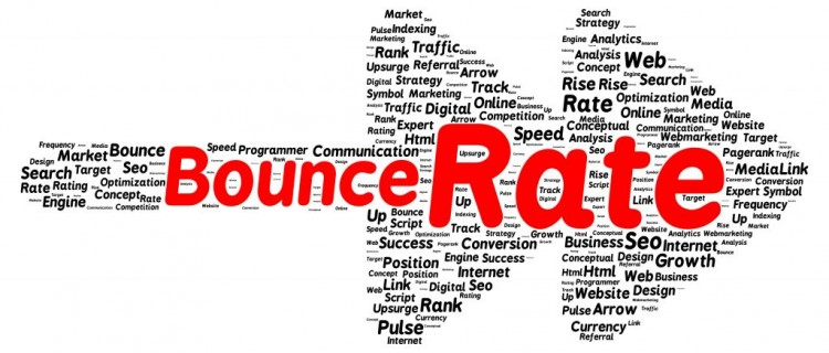 Increased Bounce Rate