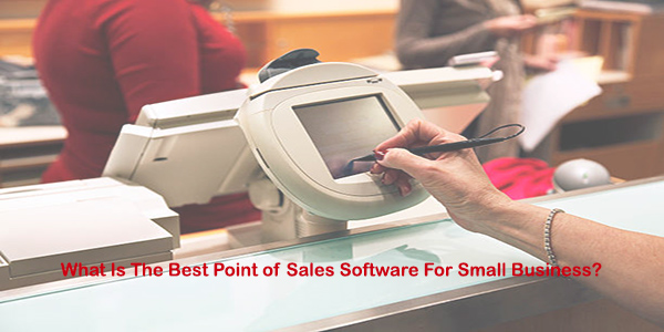 point of sale software for small business