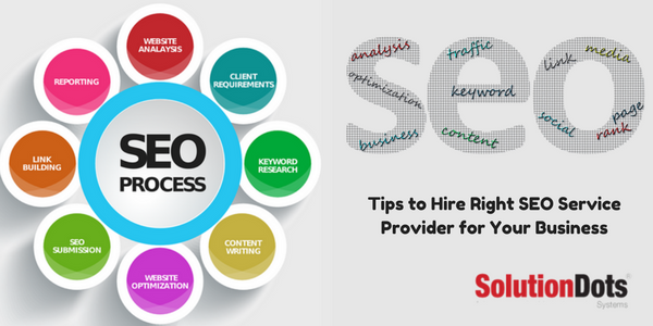 Right SEO Service Provider