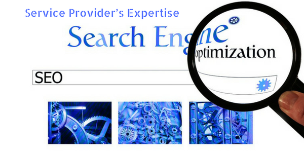Service-provider-experties