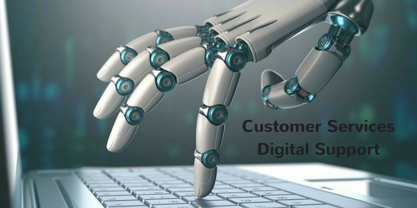 customer service digital support