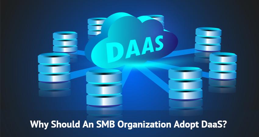 SMB Organization Adopt DaaS