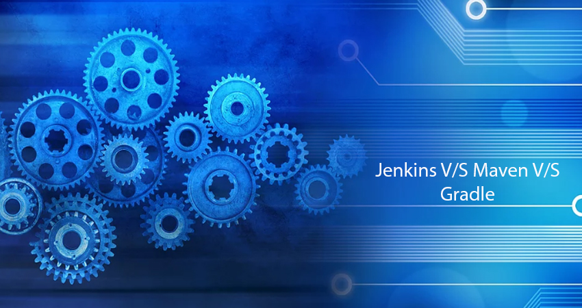 Jenkins vs Maven vs Gradle