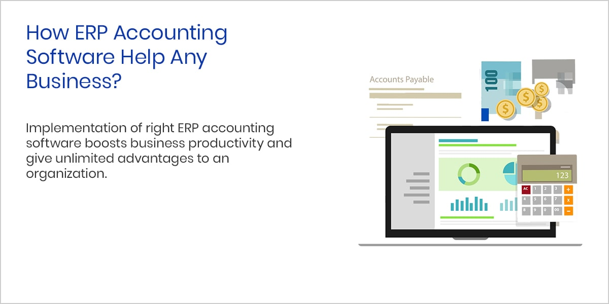 How ERP Accounting Software Help Any Business