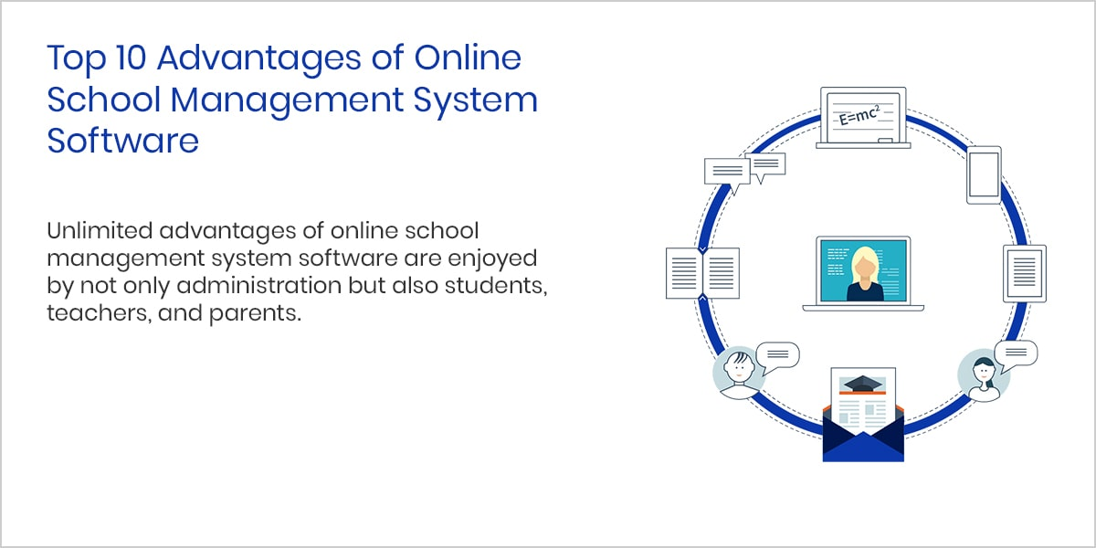 Top 10 Advantages of Online School Management System Software