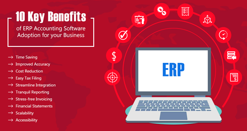benefits of erp in accounting
