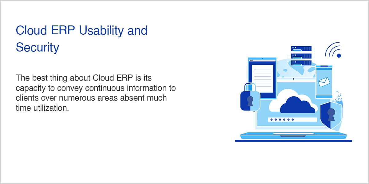 CLOUD ERP USABILITY AND SECURITY