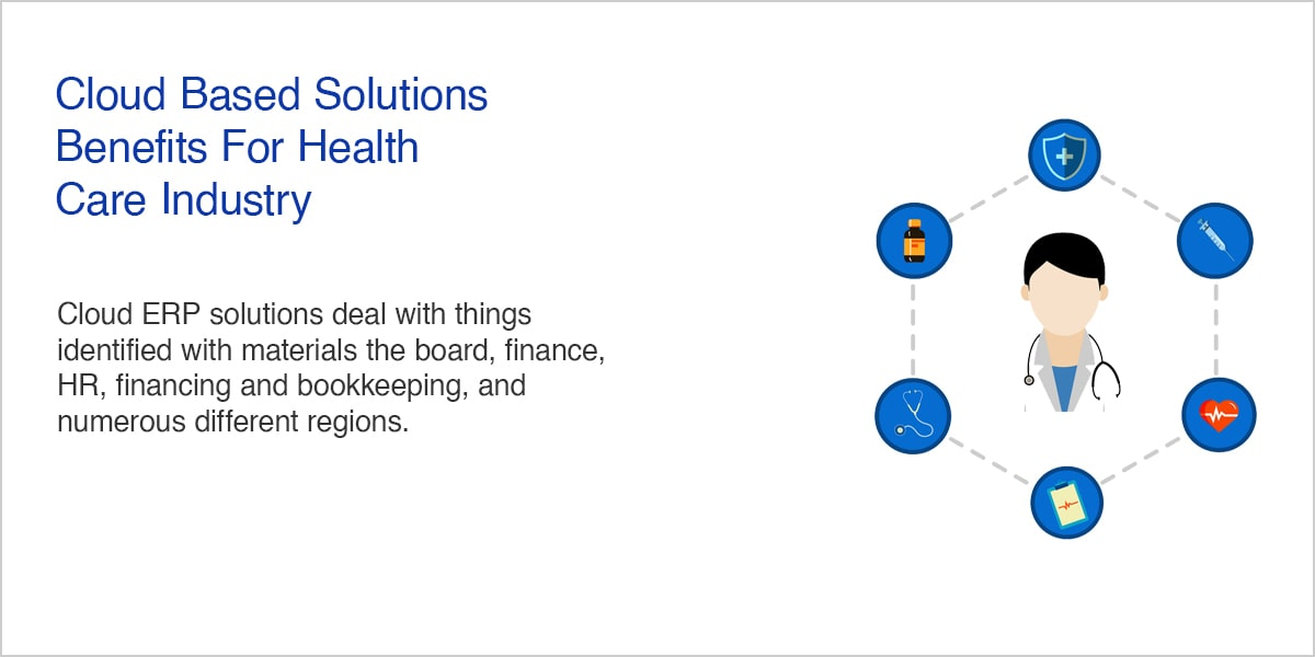 Cloud Based Solutions Benefits For Health Care Industry