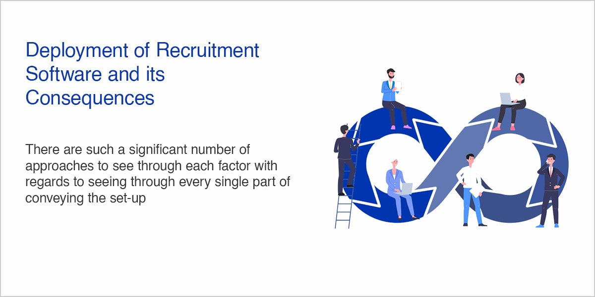 Deployment of Recruitment Software and its Consequences