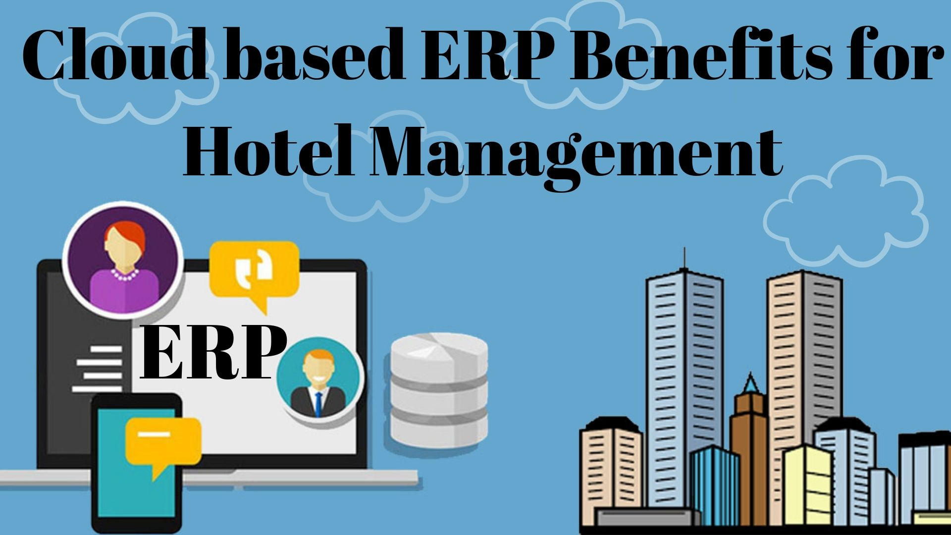 Cloud based ERP